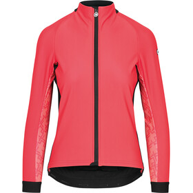 assos Uma GT Winter Jacket Women galaxy pink